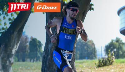 Hradil vybojoval v polovičním Ironmanovi v Bělehradě bronzovou příčku