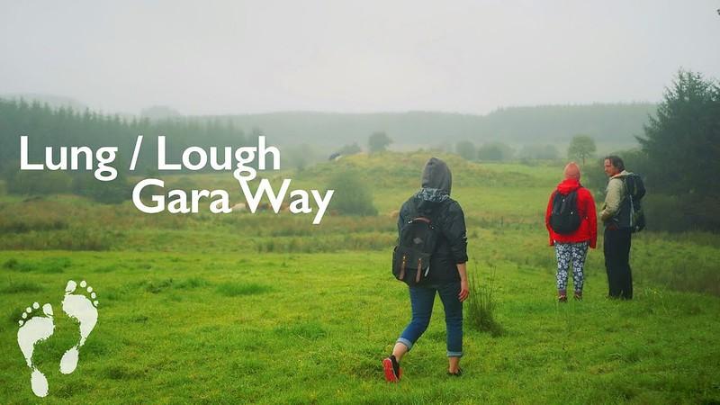 Lung Lough Gara Walkway
