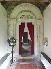 south doorway (12th Century)