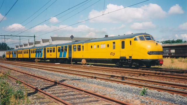 NS Plan U treinstel - trein 7737 Winterswijk - Arnhem  - Zevenaar