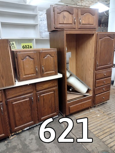 Cabinet Set 621