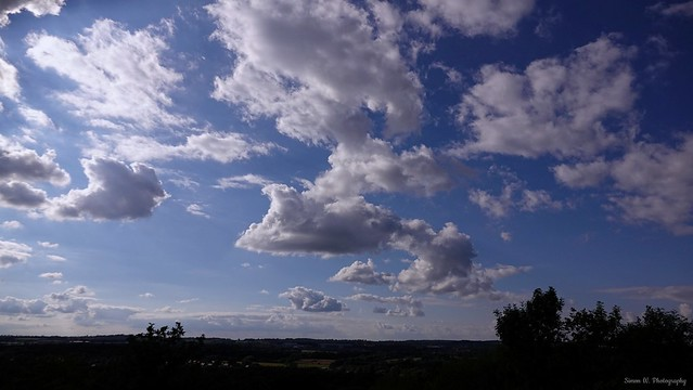 View from Bestwood Country Park (04). Sept 2021
