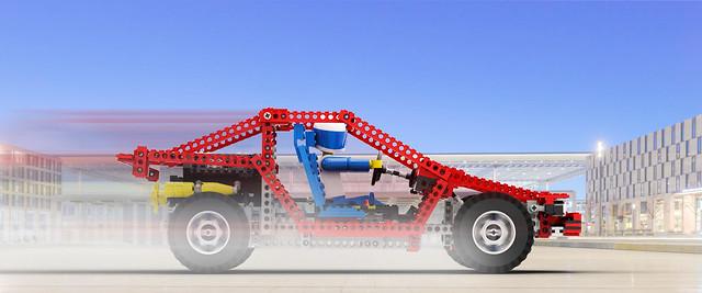 LEGO Technic 8865 Test Drive