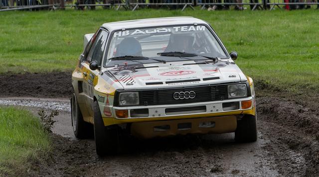 Audi Quattro - Krinks