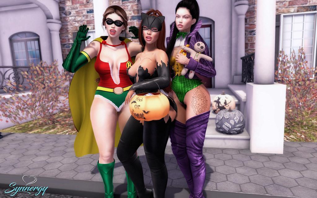 Photoshoot @ Halloween Shop & Hop