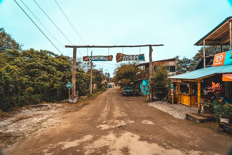 Bienvenidos a Ayampe Ecuador