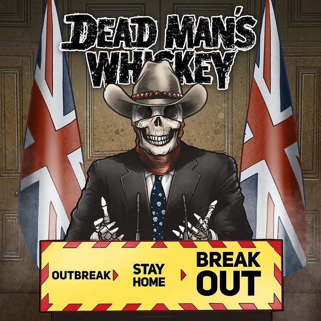 E.P. Review: Dead Man's Whiskey – Breakout
