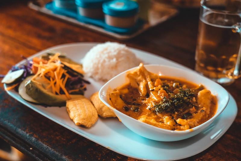 Comida típica de Manabí