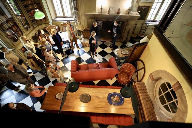 La maison Elsa Triolet & Louis Aragon