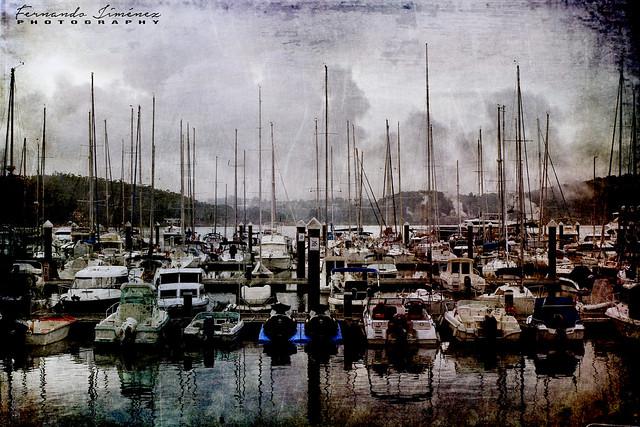 Puerto deportivo/Leisure port