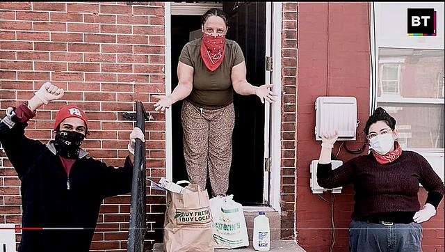 Fighting Hunger on the Streets of Philadelphia