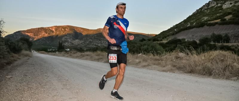 Když to sedne a neselže hlava, říká ultramaratonec Jiří Horčička