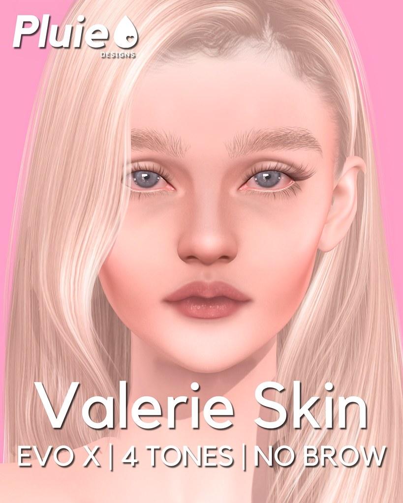 Pluie – Valerie Skin @Mainstore