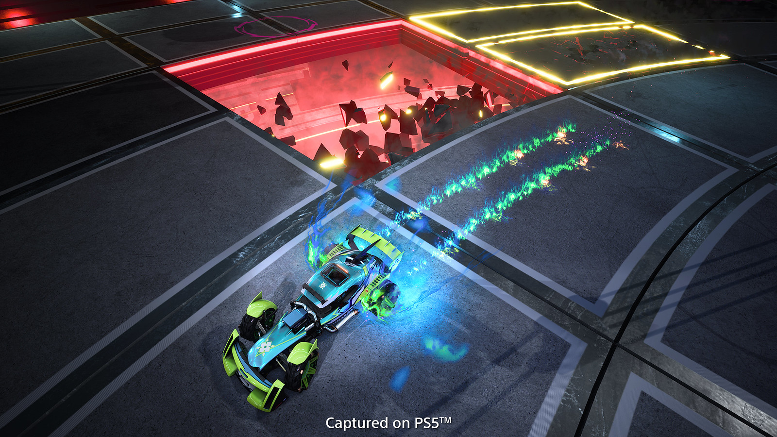 Playstation News: New game modes fall into Destruction AllStars