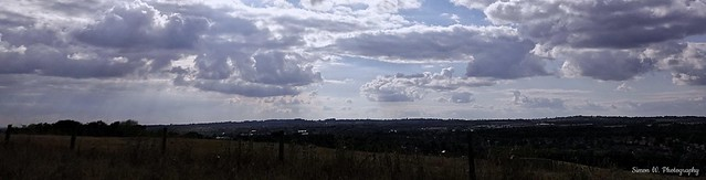 View from Bestwood Country Park (01). Sept 2021