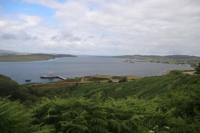 Loch Ewe near Aultbea