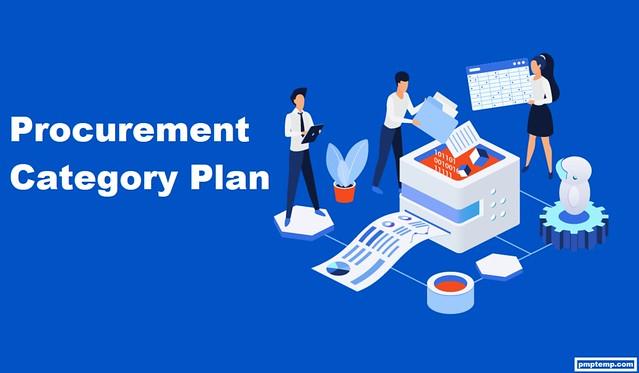 Procurement Category Plan