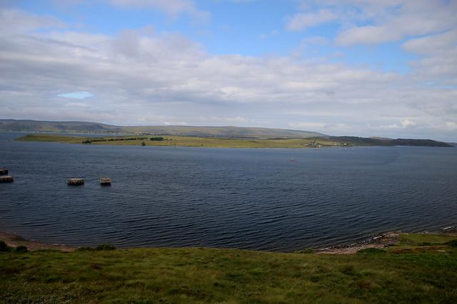 The Isle of Ewe, Loch Ewe