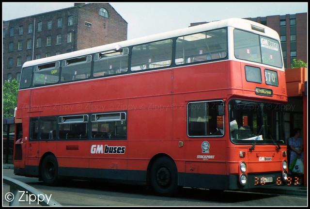 GM Buses - 7718 RJA718R