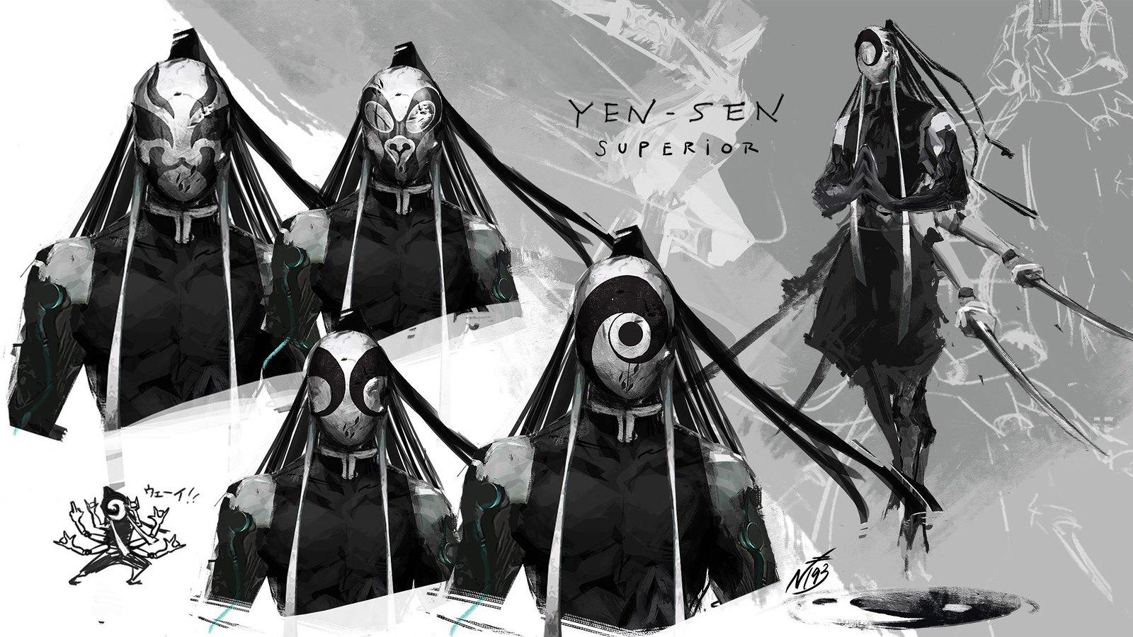 Новый геймплей Gungrave G.O.R.E. и интервью с дизайнером персонажей 2