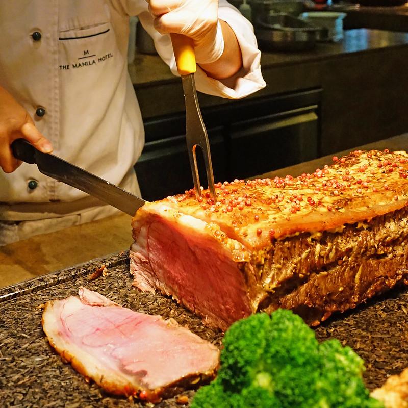 Cafe Ilang Ilang's Roast US Beef