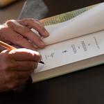 Book Signing | © Roberto Ricciuti