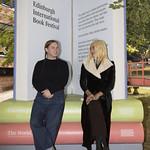 Pako_Shola Von Reinhold and Jamie Crewe | © Pako Mera