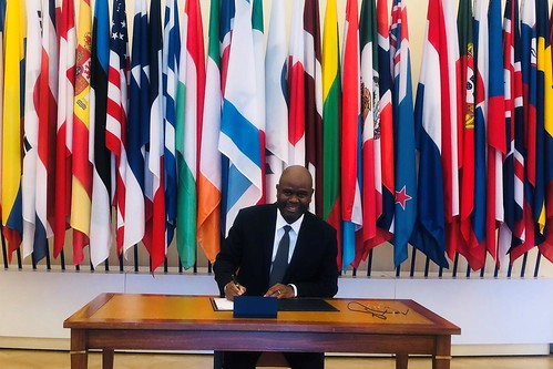 Namibia signs landmark agreement to strengthen its tax treaties