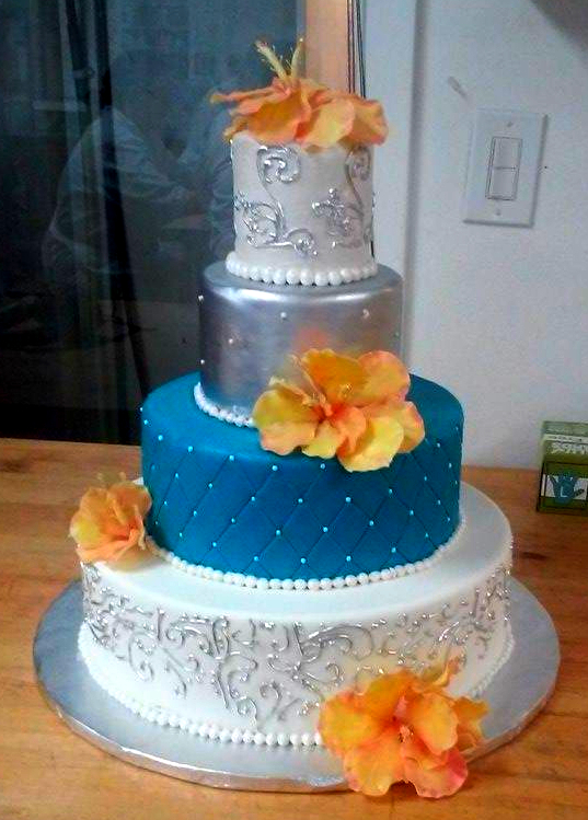 Cake from Cakes and Treats by Krista
