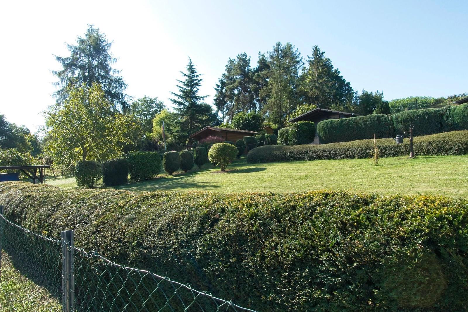 Laubengrundstücke bei Hattenheim