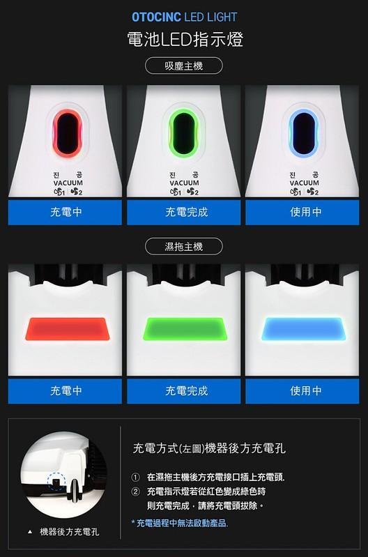 otocinc_多功無線濕拖吸塵器_OTC-8800VM___無線吸塵器___Yahoo奇摩購物中心