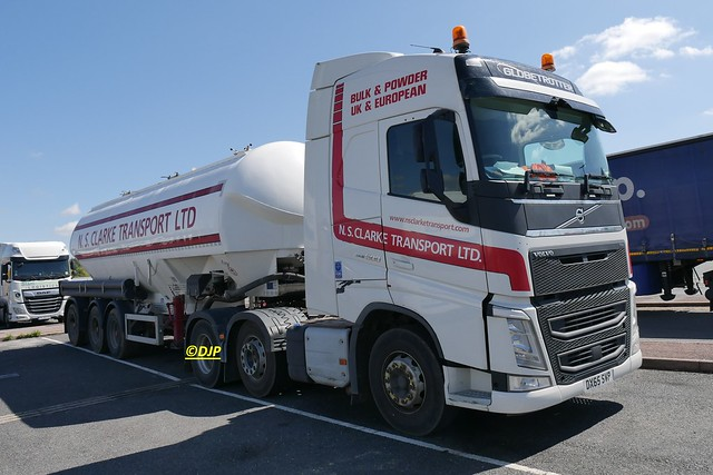 Volvo FH500 - Thurrock