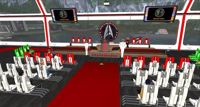UF Starfleet Promotions & Awards Ceremony Sep 25-21