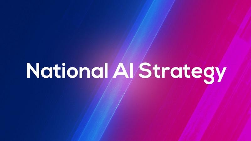National AI Strategy logo