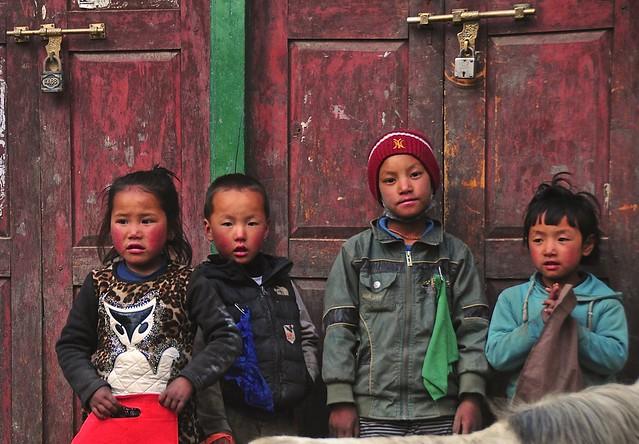 Nepal- Mustang- Ghami