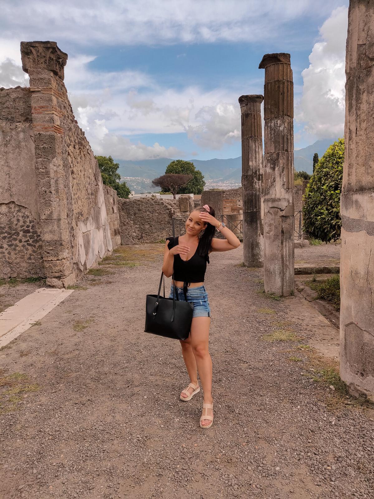 Pompeiji rauniokaupunki