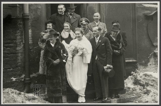 ArchivTappen24Album10r38 Hochzeitsalbum, 1930er