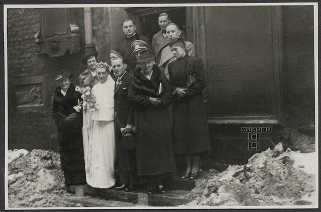 ArchivTappen24Album10r37 Hochzeitsalbum, 1930er