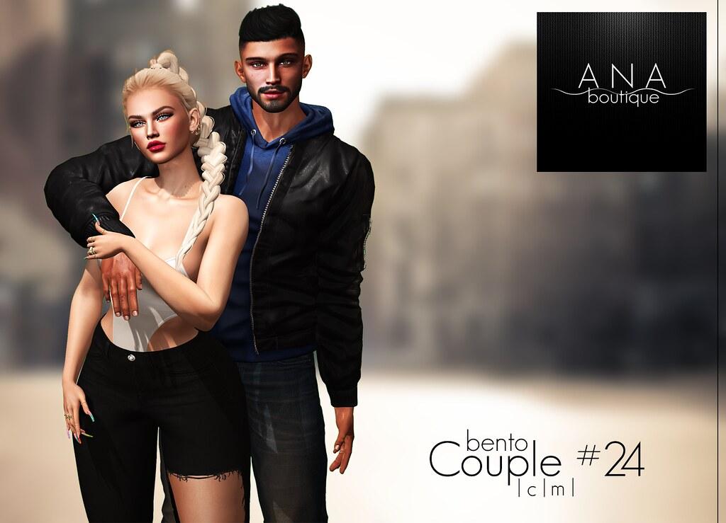 NEW! Ana Boutique Couple #24