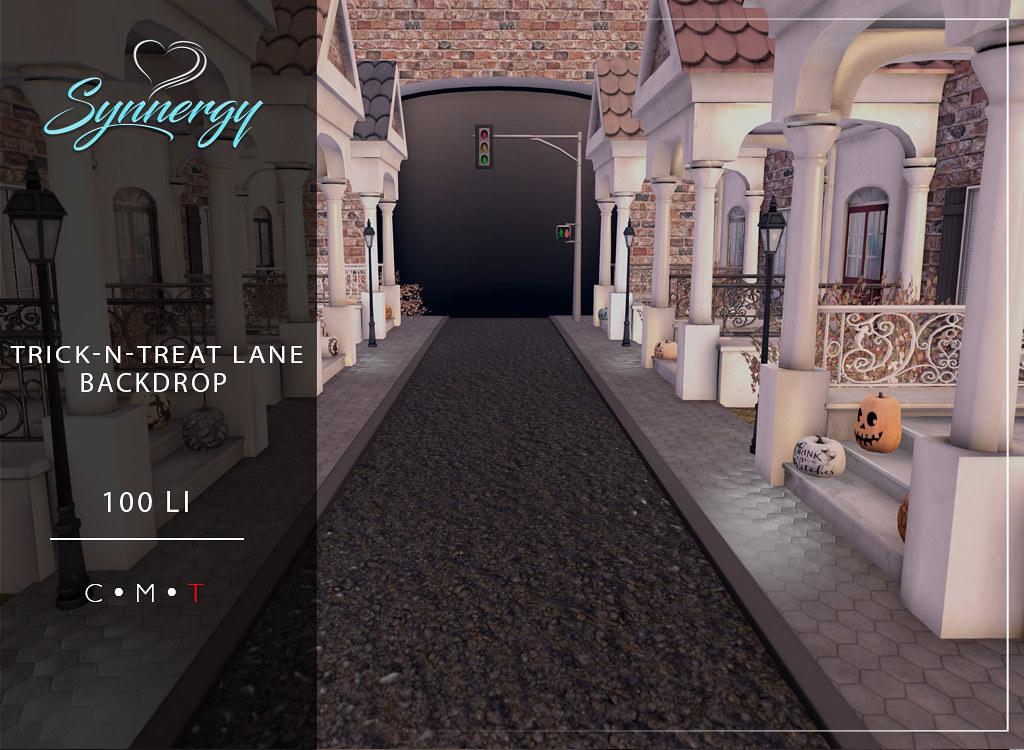 Trick -n-Treat Lane @ Halloween Shop & Hop