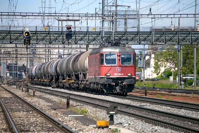 SBB Re 6/6 620 064 Pratteln