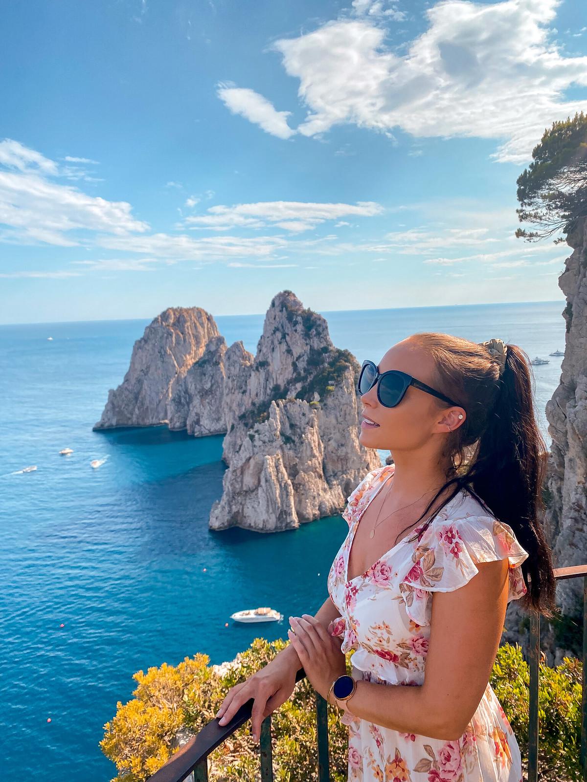Capri kokemuksia