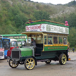 Amberley Museum - IB552 (Worthing Motor Services)