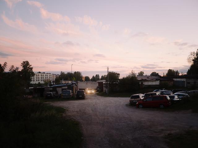 Hiinalinn, Tartu, Estonia, September 2021