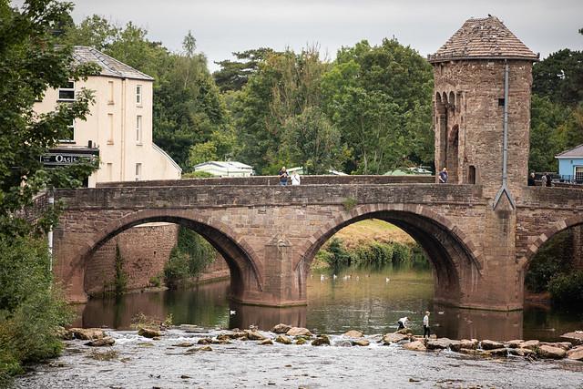 Monnow Bridge -- 30-08-2021