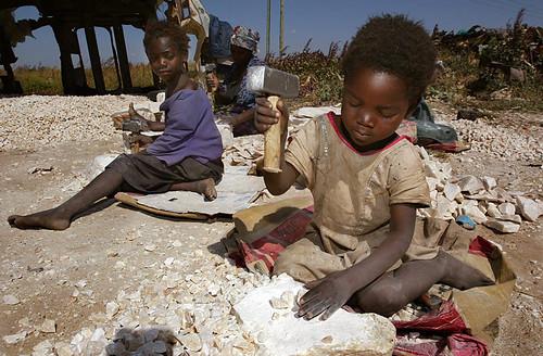 ZAMBIA-CHILD LABOUR