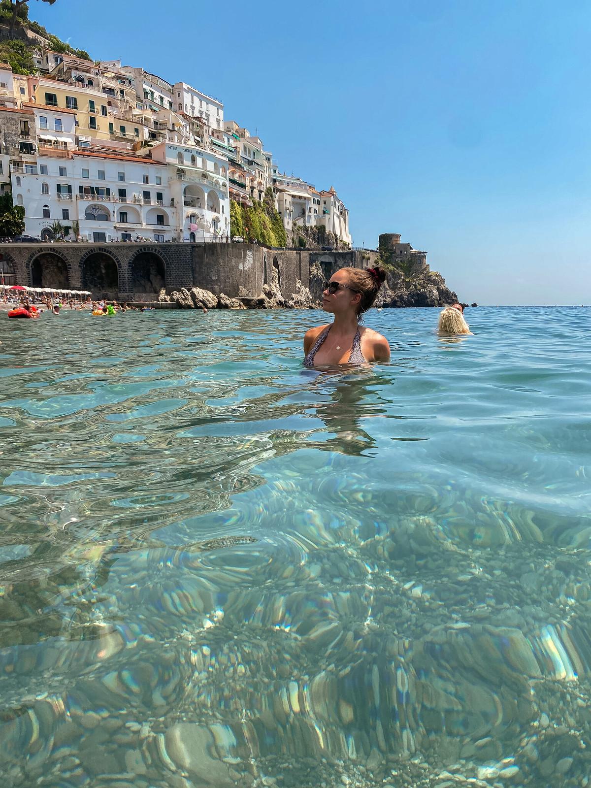 Amalfi kokemuksia