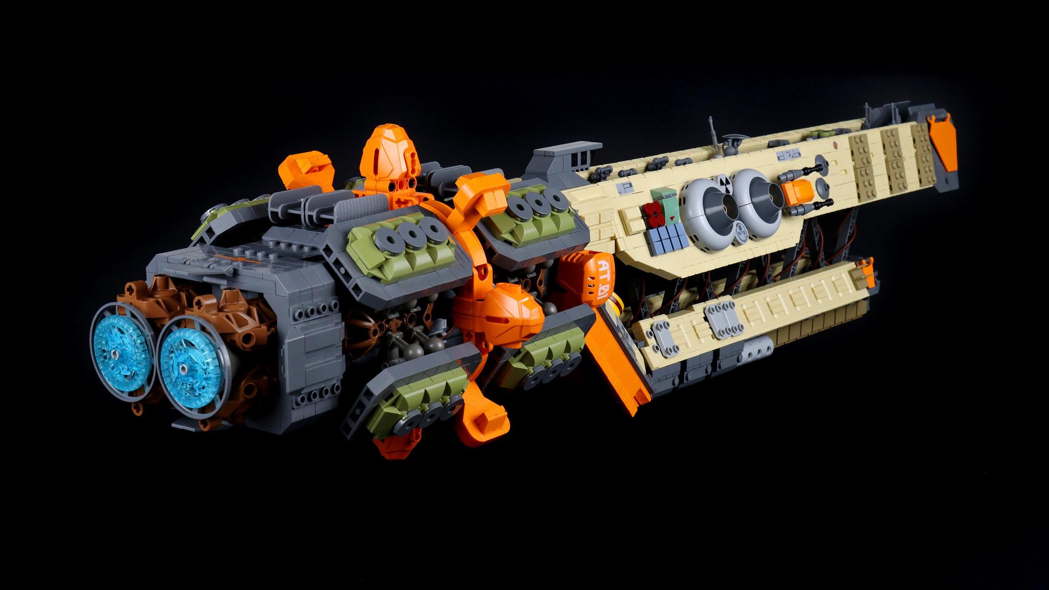 Comierre Battle Cruiser