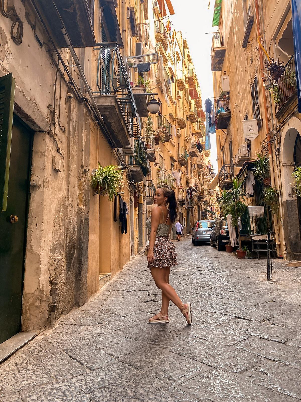 Quartieri Spagnoli Napoli