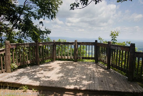The first overlook up in Fred Clifton Park, Lover's Leap, Virginia